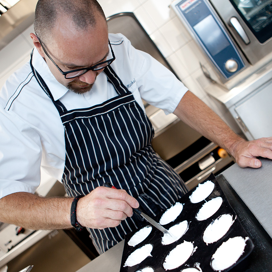 Frédéric Michel chef cuisinier